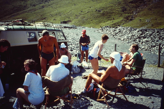 At Honister BG June 1989